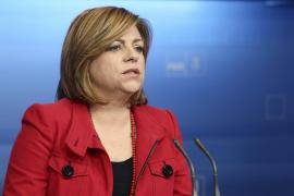 La plana mayor del PSOE espera preocupada en Ferraz el desenlace electoral
