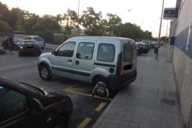 Normes d'aparcament i multes