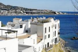 Se venden pisos de 35 m² por 350.000 euros en el barrio más degradado de Ibiza