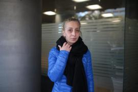 La inquilina agredida en Palma: «Me decían 'muérete ya' y me estrangulaban»