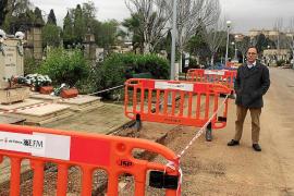 El cementerio de Palma contará con cámaras y detectores para evitar robos