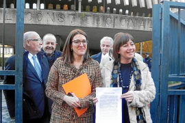 El Gobierno ha recurrido 22 veces en el Constitucional leyes de Baleares