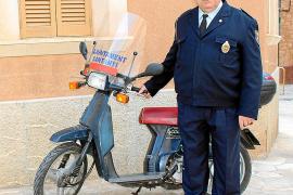 Pep Forteza, el último alguacil