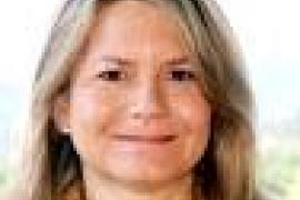 Nuria Riera, candidata del PP al Parlament Balear.