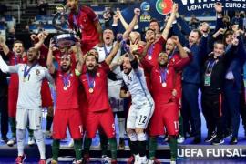 España cae en la prórroga ante Portugal y se queda sin Europeo de fútbol sala