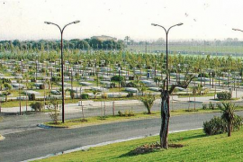 Bon Sosec, 25 años del cementerio fallido