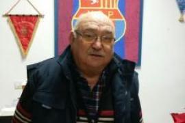 Fallece Guillem Capó 'Serol', directivo y emblema del Poblense