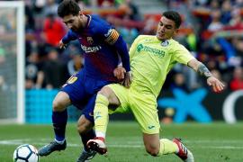 El Barça no pasa del empate en casa ante el Getafe