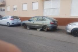 Indignación vecinal en Son Gotleu contra la Policía Local de Palma