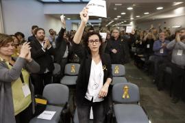 Junqueras sugiere a Rovira como alternativa a Puigdemont al ver imposible la presidencia desde Bruselas