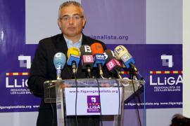 Jaume Font celebra que la Lliga Regionalista pueda ser decisiva en cinco municipios