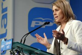 Cospedal: «España no puede perder un año más»