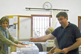 SANTANYÍ. Miquel Vidal (PP)