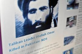 Incertidumbre sobre la muerte del mula Omar, máximo dirigente talibán