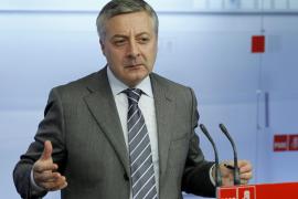 Blanco avisa de que no quiere acuerdos  «entre bambalinas» para suceder a Zapatero