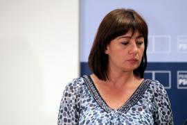 El PSOE de Mallorca defiende la continuidad de Armengol al frente del partido