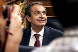 """Zapatero: """"Vamos a ir a un proceso  de primarias, que es lo saludable"""""""