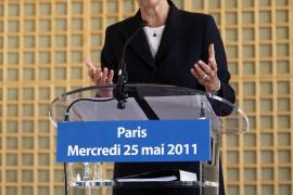 La ministra francesa de Economía anuncia su candidatura al FMI