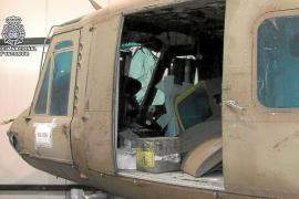 La policía aborta la venta de helicópteros y material militar a Irán y Venezuela