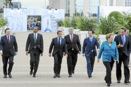 Las revueltas en los países árabes marcan la cumbre del G-8 en Francia