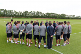 La sombra de Roma planea sobre Wembley