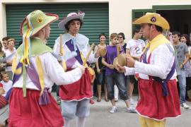 Los Cossiers dan inicio a las Fires i Festes de Manacor.