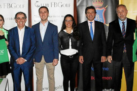 Gala de los Premios de Golf 2017