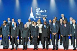 El G-8 promete 28.000 millones en apoyo de la 'primavera árabe'