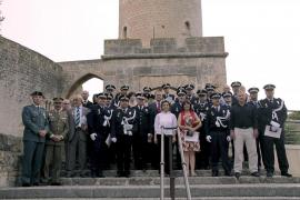 Emotiva diada de la Policía Local de Palma