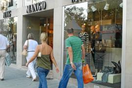 El gasto de los turistas extranjeros subió un 6,8% en Balears en el primer cuatrimestre