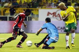 El Mallorca pierde ante el Real Cartagena en Colombia