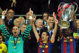 El Barcelona vuelve a tocar el cielo en Wembley