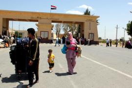Egipto reabre la frontera con Gaza, cerrada desde hacía cuatro años