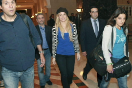 El secreto de Shakira: las «vitaminas de amor» de Piqué