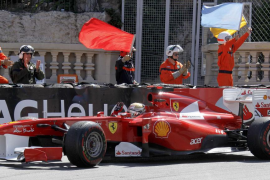 Alonso: «Ser segundo creo que ha sido un resultado magnífico»