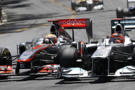 Hamilton sancionado con 20 segundos, mantiene su sexto puesto