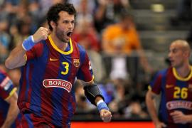 El FC  Barcelona se proclama campeón de Europa de balonmano