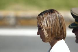 Chacón sobre las presiones del PSOE: «Agua pasada no mueve molinos»