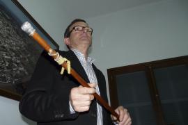 Nicolau, de UM, asume la Alcaldía de Vilafranca con el reto de mejorar la economía del pueblo