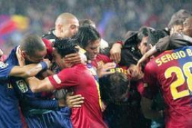 El Madrid se funde en el clásico
