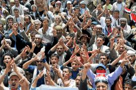 El Ejército bombardea varias ciudades deYemen