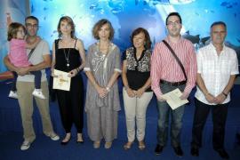 Entrega de premios del Col.legi Oficial d'Infermeria