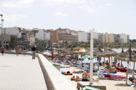 Gijón se opone a reducir en 20.000 las plazas obsoletas en la Platja de Palma