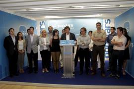EU critica que Isern tendrá más regidores en Cort que Calvo o Cirer