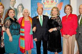 La Hermandad Monárquica celebra el 50 cumpleaños del Rey