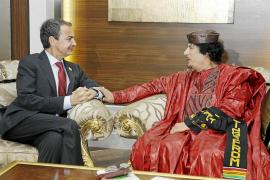 España vendió material militar a Libia en 2010 por valor de 11,2 millones de euros