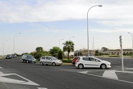 El Consell mejora el enlace de la vía de cintura con la carretera de Sóller