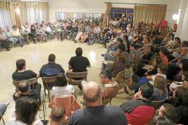 300 vecinos de Sineu piden al Ajuntament que declare institución 'non grata' al Círculo Balear