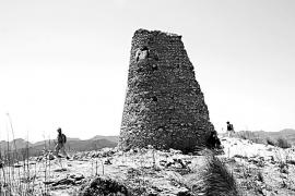 El abandono de la Talaia de Son Jaumell pone en peligro el patrimonio defensivo