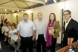 PALMA CUL PRESENTACION LIBRO POEMAS PERE ALCANTARA PENYA FOTO JAUME